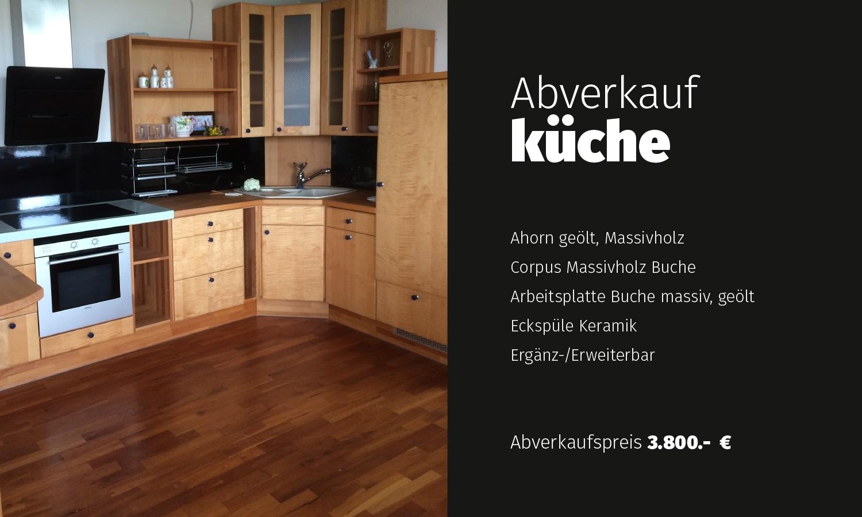 kuechen und kuechenmoebel abverkauf hochwertige einzelstuecke. Black Bedroom Furniture Sets. Home Design Ideas