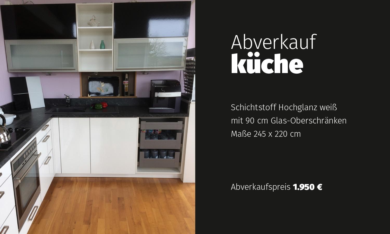Kuechen Und Kuechenmoebel Abverkauf Hochwertige Einzelstuecke